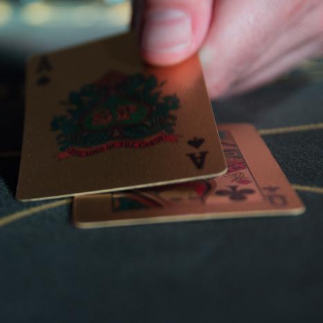Black Jack Hand Cards