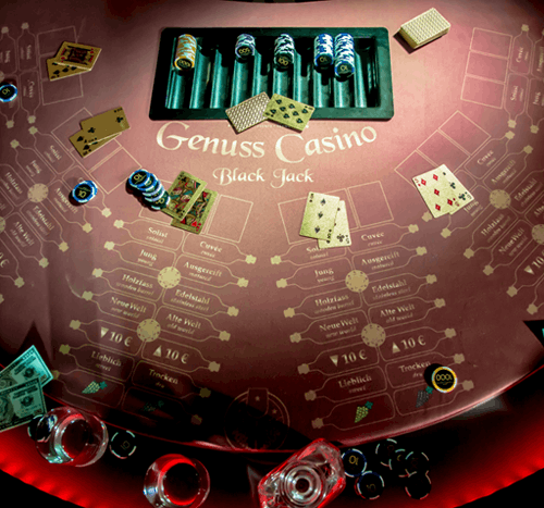 Genuss Casino von Player Events