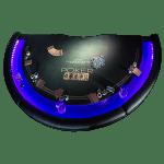 Pokertisch für Weihnachtsfeier, Events, Firmenfeier