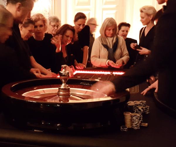 Roulette Spiel mieten