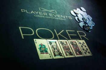 Poker Tisch mieten